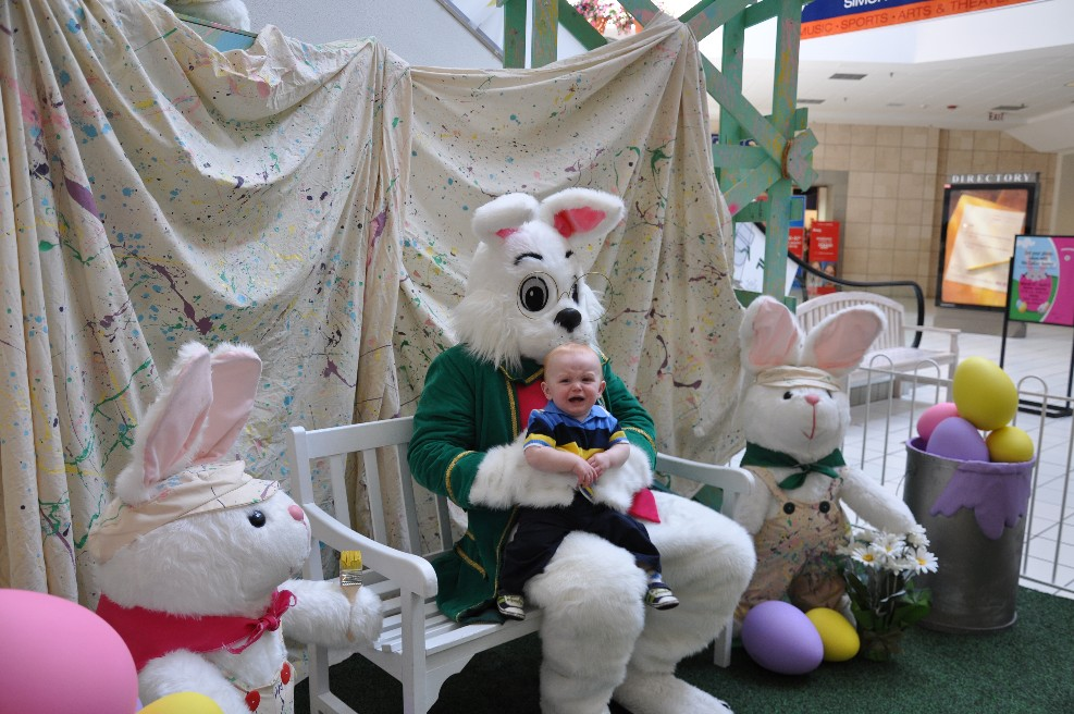 Is the Easter Bunny re...