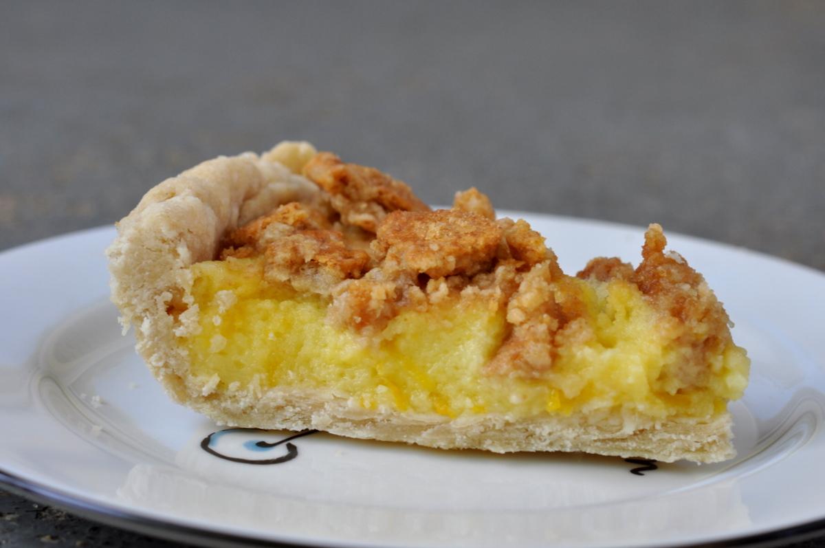 Aiea Bowl Lemon Crunch Cake Recipe
