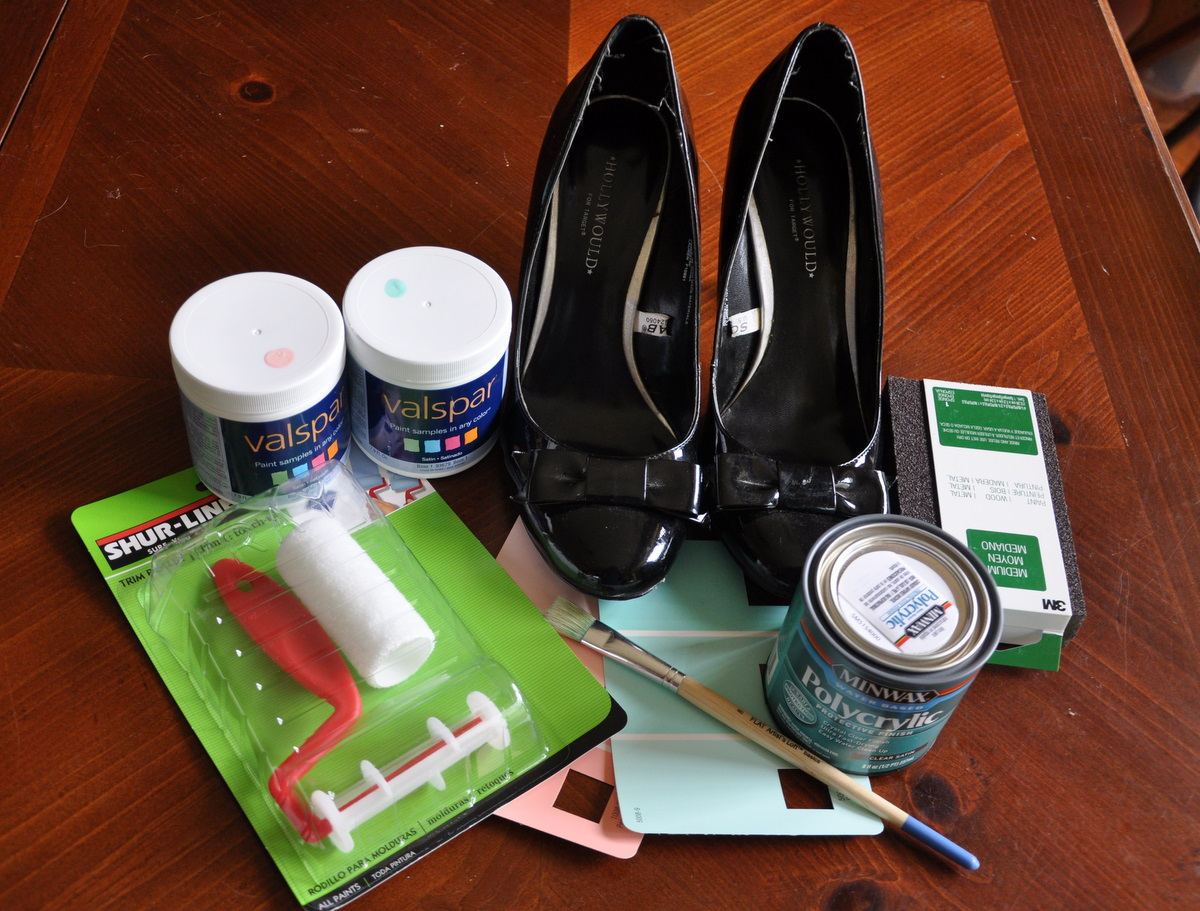 Do You Use Acrylic Paint On Rubber Sole On Shoes