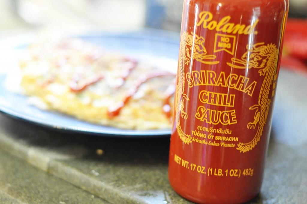 Homemade Sriracha - bebehblog