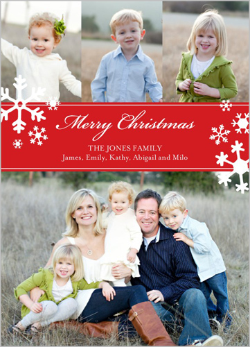 pros - Shutterfly Holiday Cards
