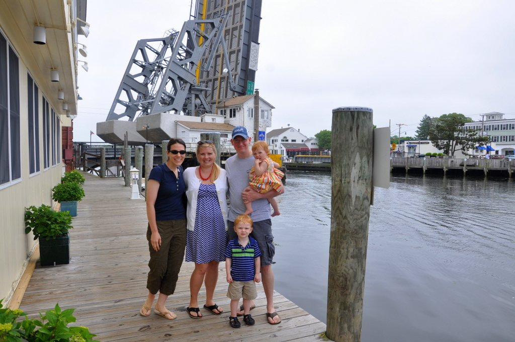 mystic connecticut drawbridge