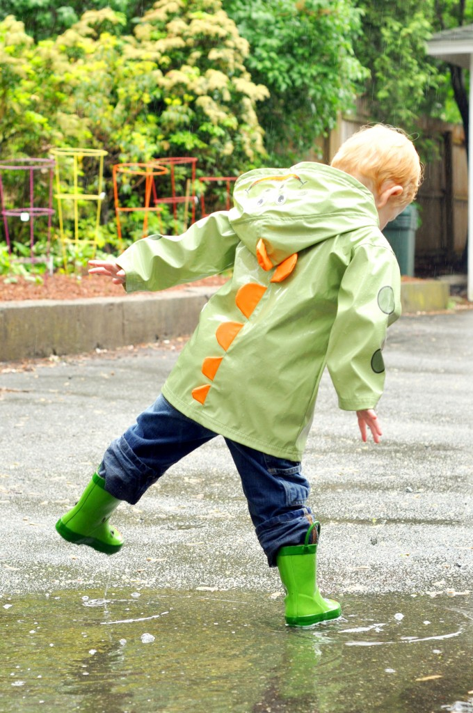 dinosaur raincoat toddler