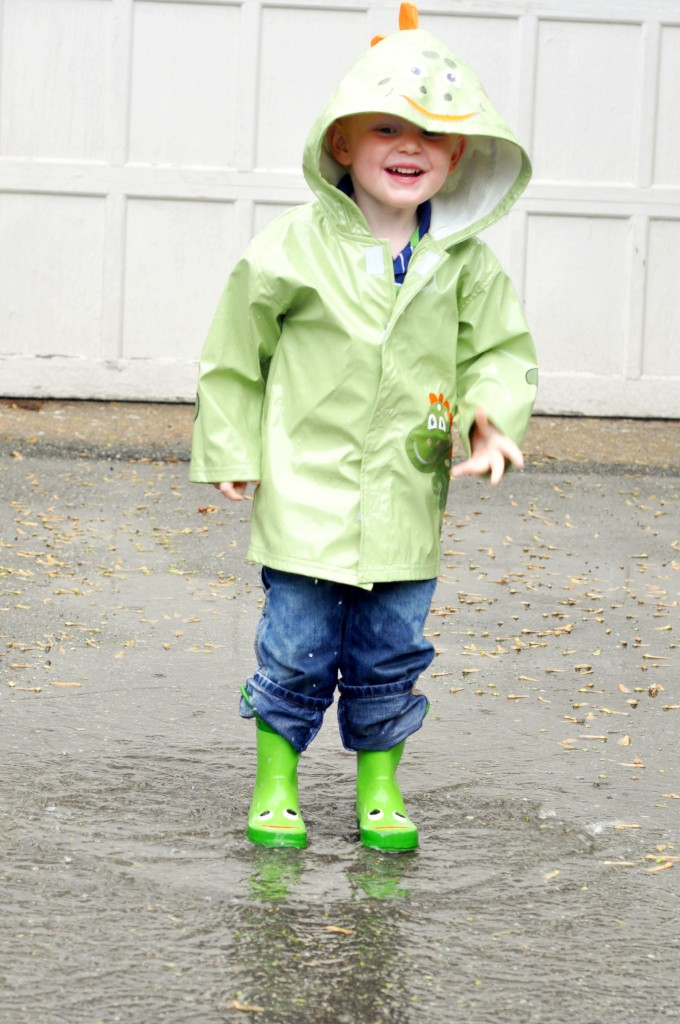 dinosaur raincoat frog rain boots toddler