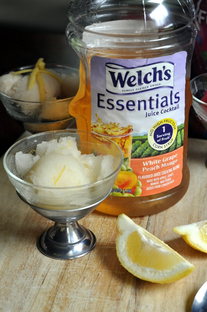 Welch's White Grape Peach Mango