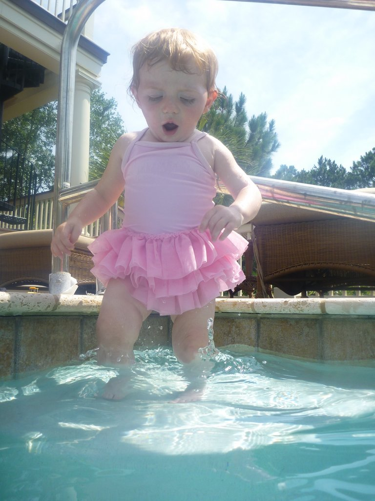 baby tutu bathing suit