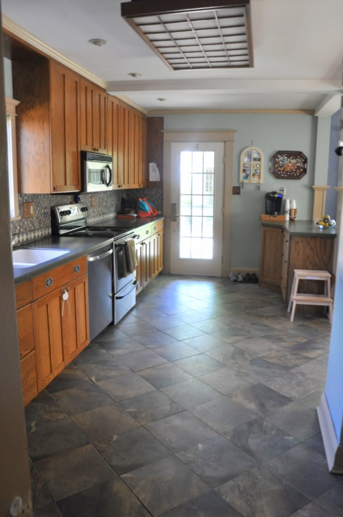 bebehblog home tour craftsman style kitchen