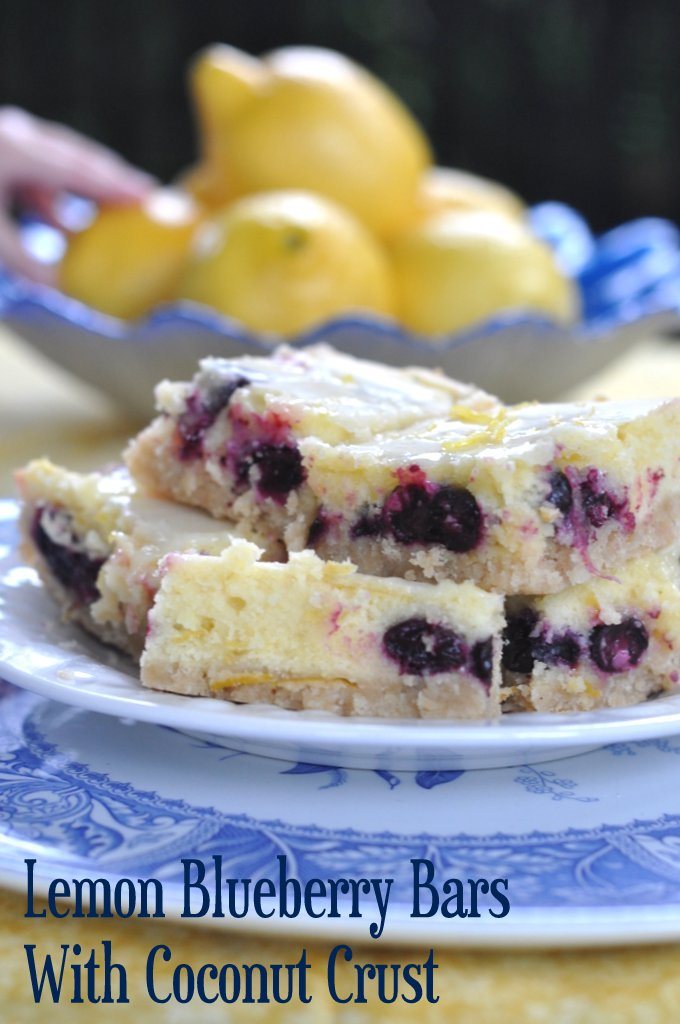 crust kiwi lime bars with macadamia nut crust no bake blueberry ...
