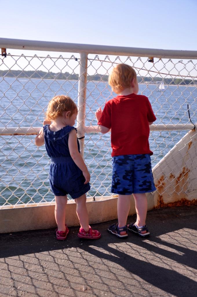 cross sound ferry trip