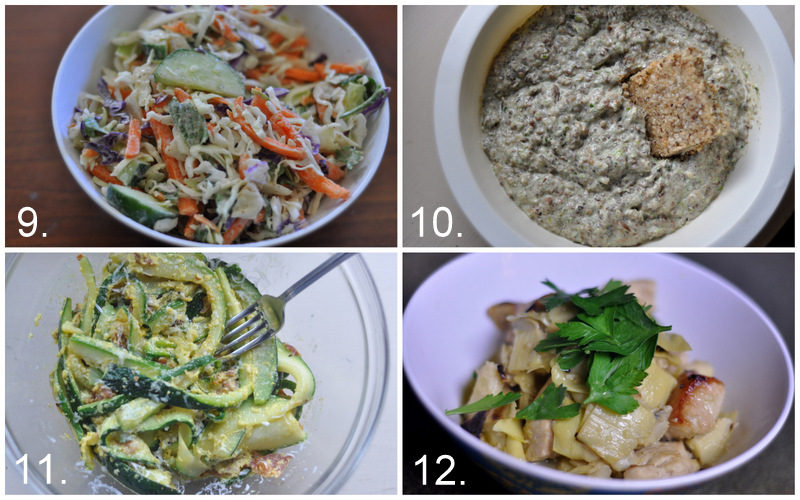 Whats for dinner primalpaleo edition coconut almond coleslaw the primal blueprint cookbook i was most meh about this one 10 bacon mushroom dip primal blueprint quick easy meals malvernweather Images