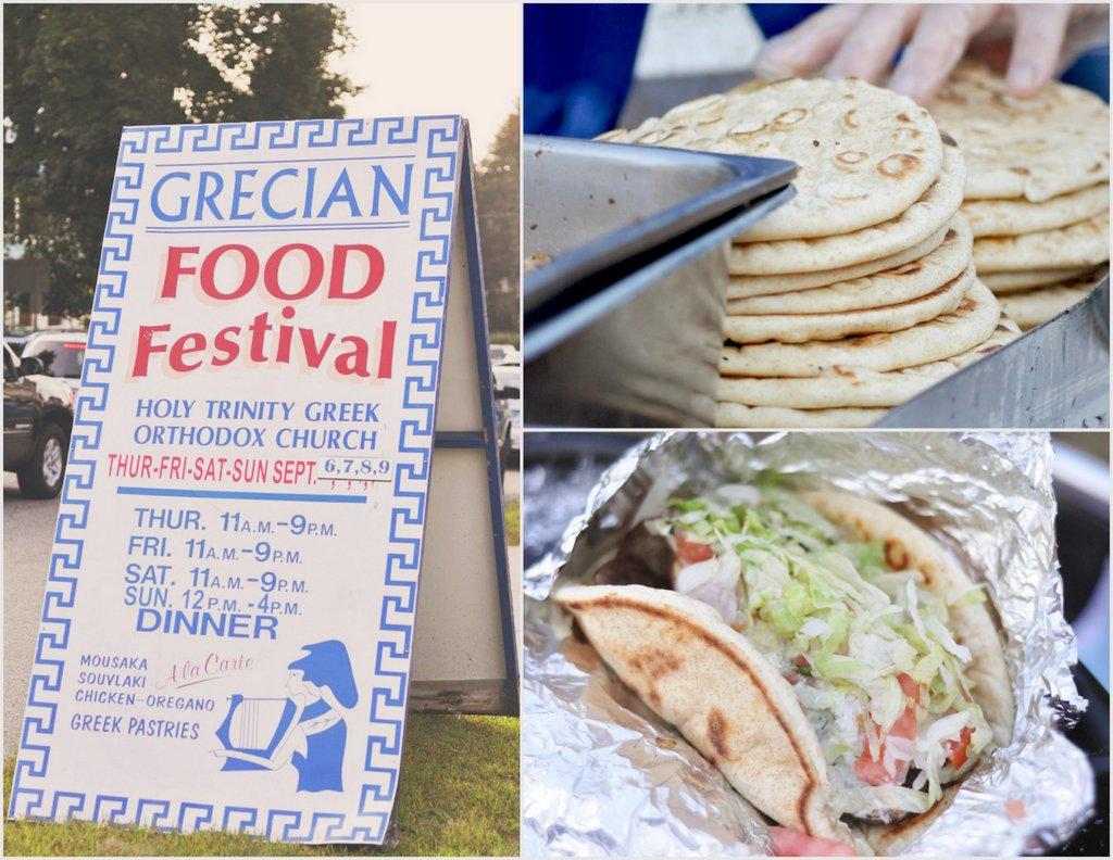 Norwich Greek Food Festival 2012