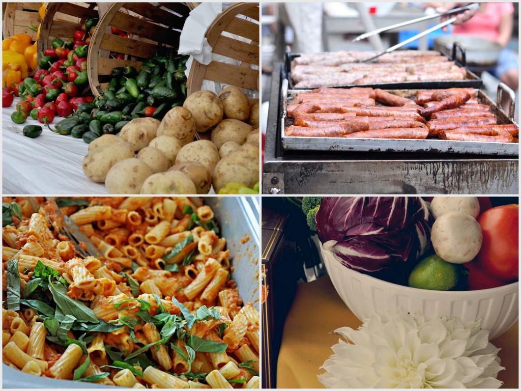 Norwich Italian Food Festival 2012