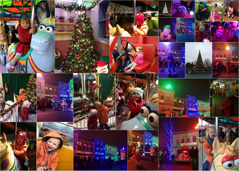 christmas at sesame place 2012
