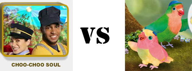 choo choo soul vs 3rd and bird