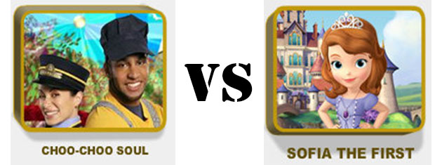 choo choo soul vs sofia the first