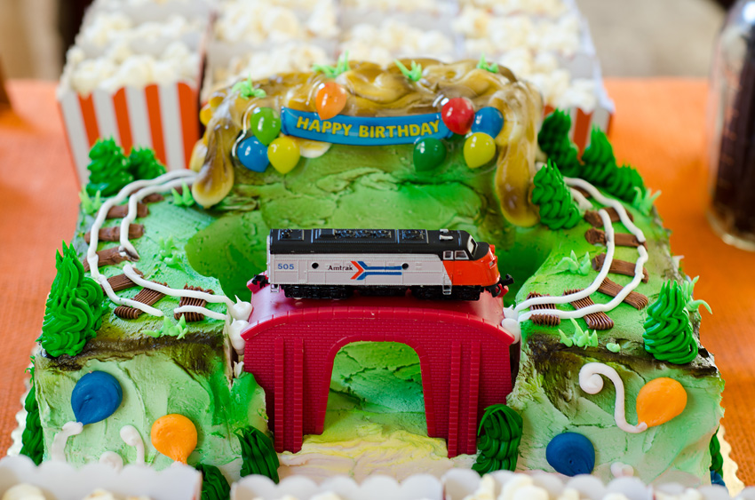 Choo choo train birthday-15