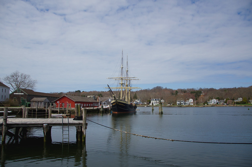 mystic seaport pirate days-8