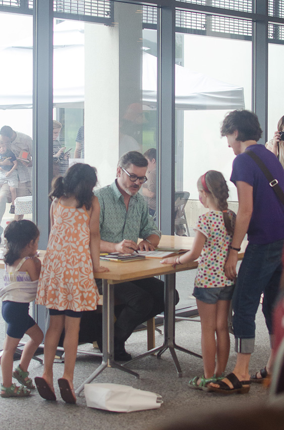 mo willems at the carle-34