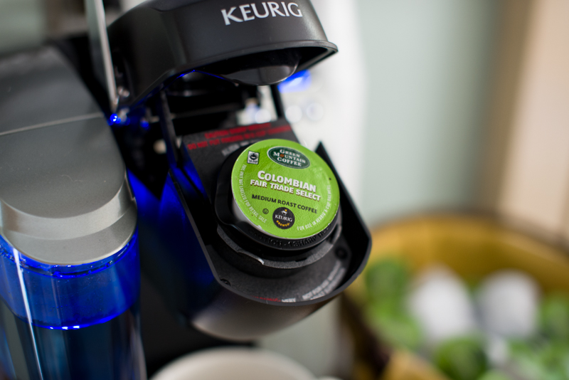 Green Mountain Coffee Keurig Platinum