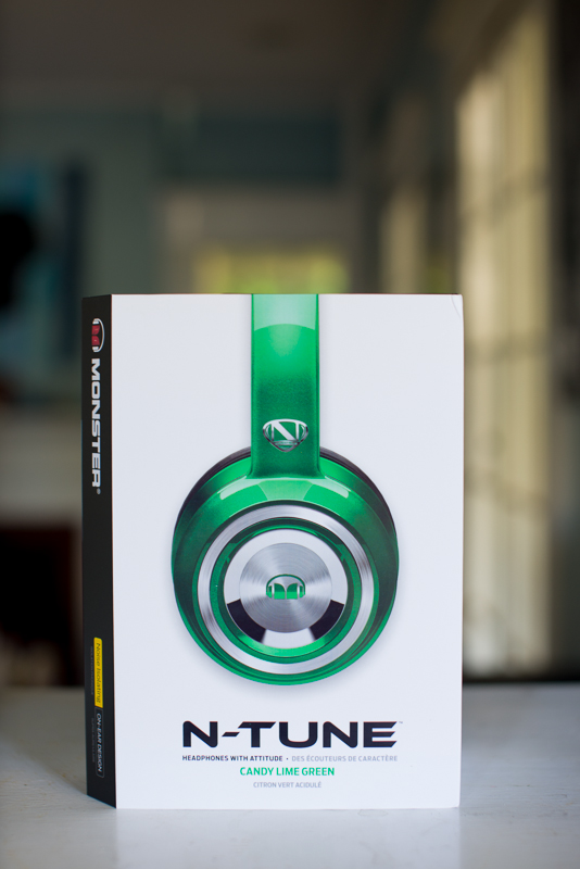 Monster N-Tune Headphones-3