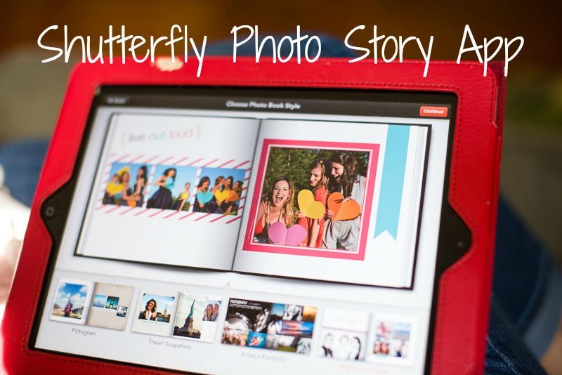 Shutterfly Photo Book App 1