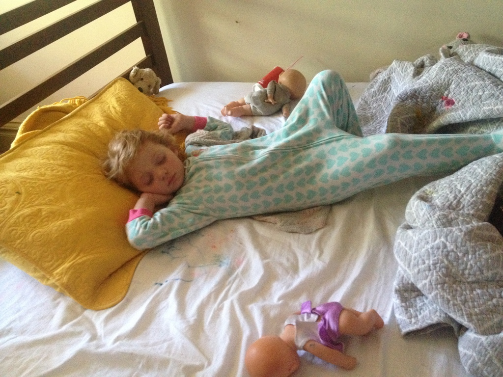 830 Am Lazy Baby Footie Jams 2