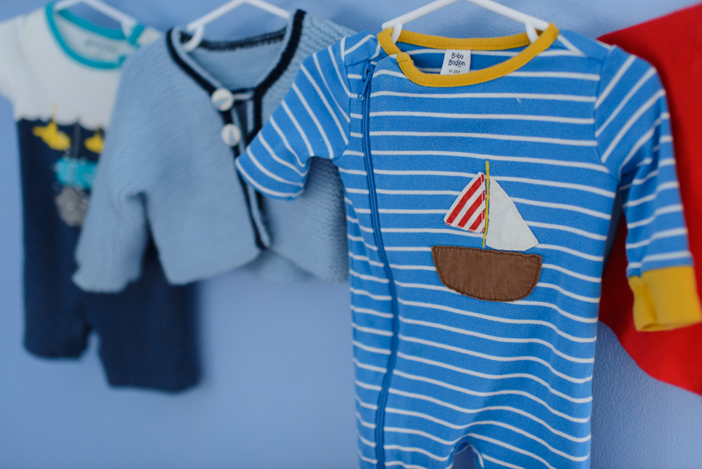 nautical blue and yellow nursery-5