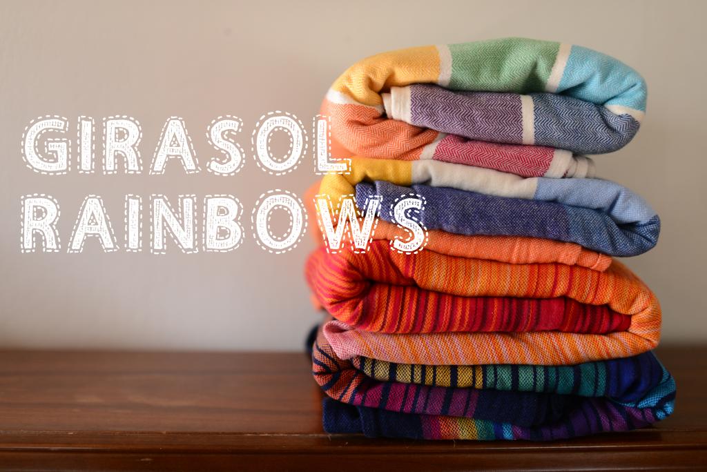 Girasol rainbows