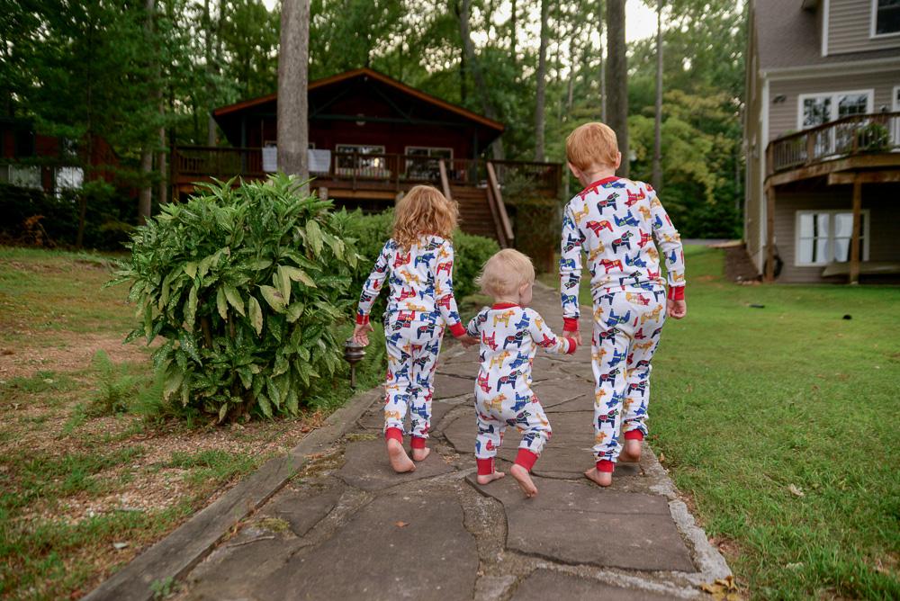 matching pajamas summer 2015