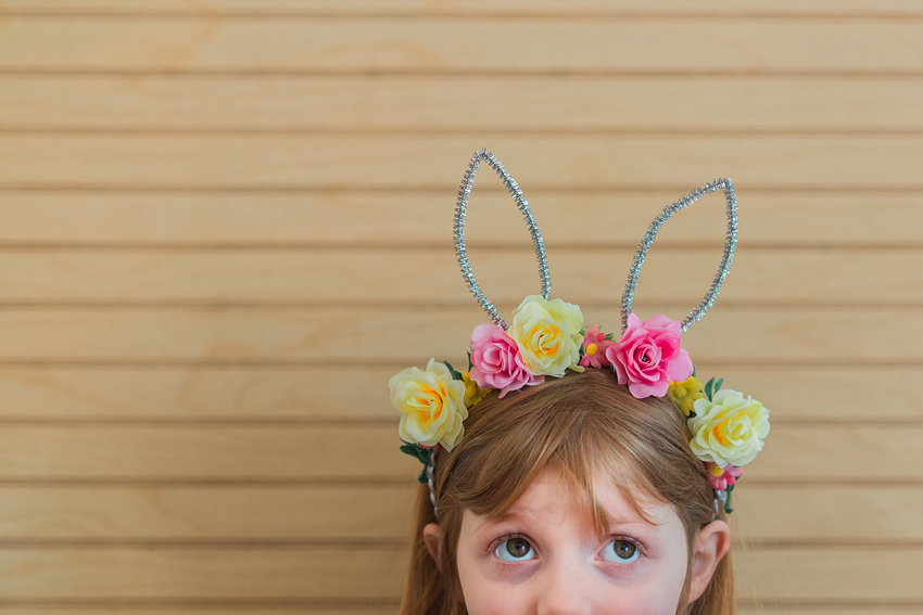 bunny ears flower crown headband-13