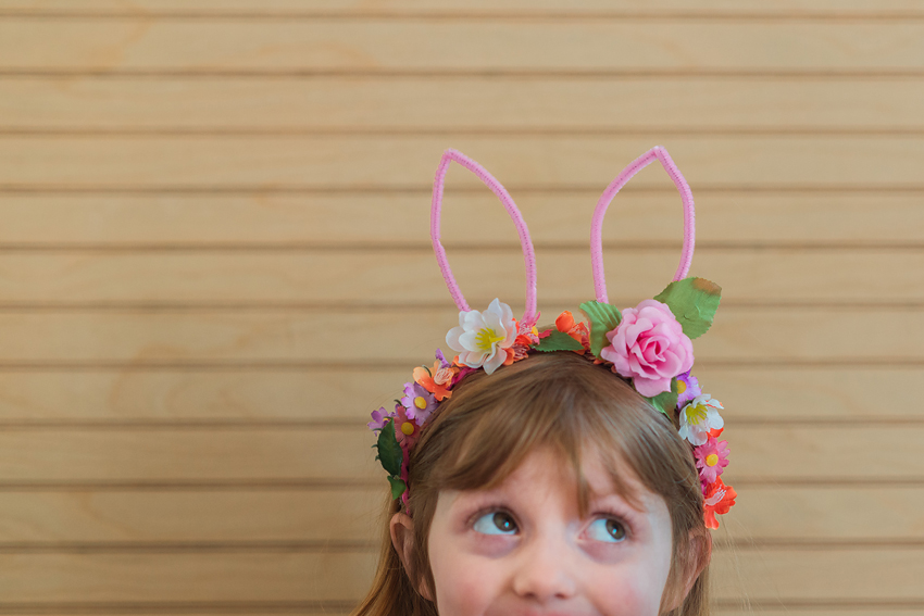 bunny ears flower crown headband-17