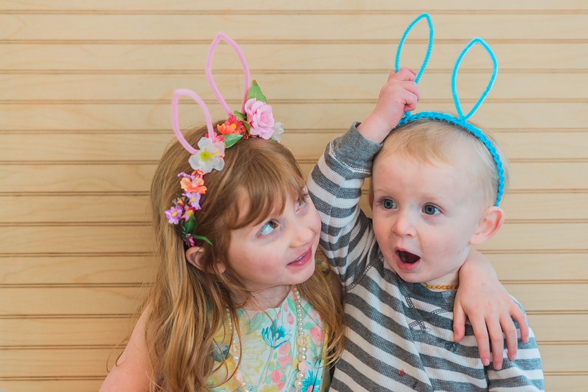 bunny ears flower crown headband-20