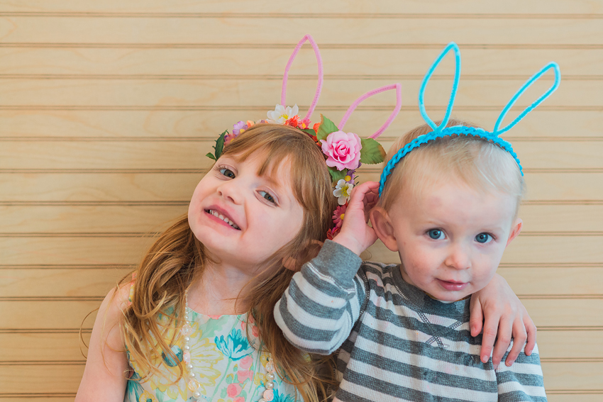 bunny ears flower crown headband-22