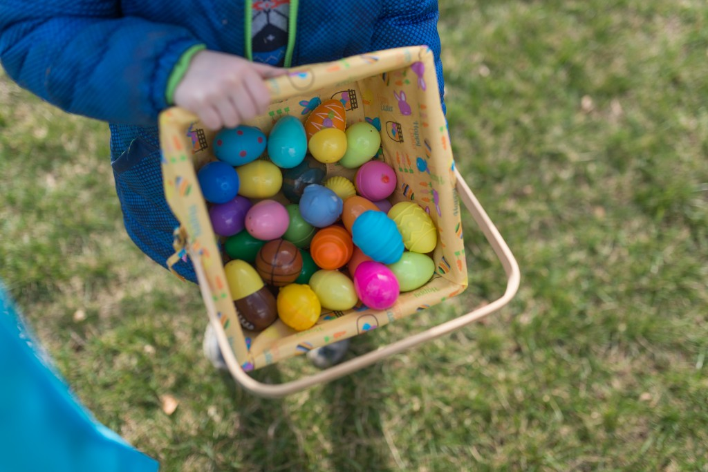 church egg hunt-2