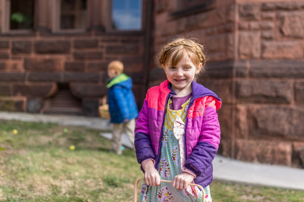 church egg hunt-5