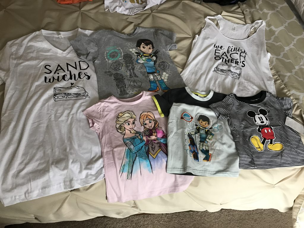 family disney shirts Epcot