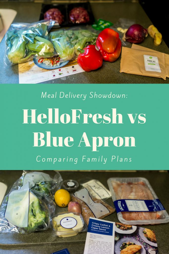 hellofresh vs blue apron