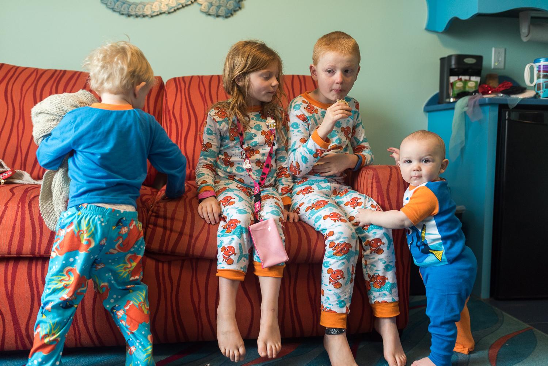 Finding Nemo Pajamas