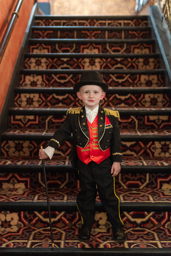 the greatest showman costume