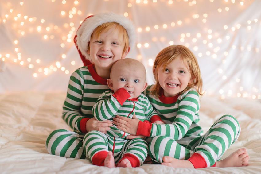 Matching Pajamas Are Very Important Bebehblog